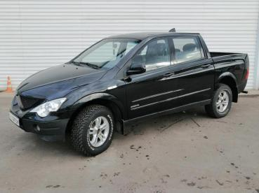 SsangYong Actyon Sports I